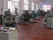 中国工場内風景